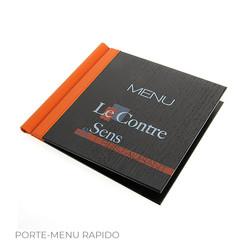 Porte-menu Rapido 3 Binôme
