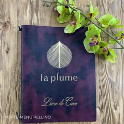 Porte-menu Pellino Binôme