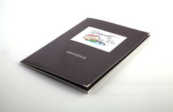 Porte-menu PRINT