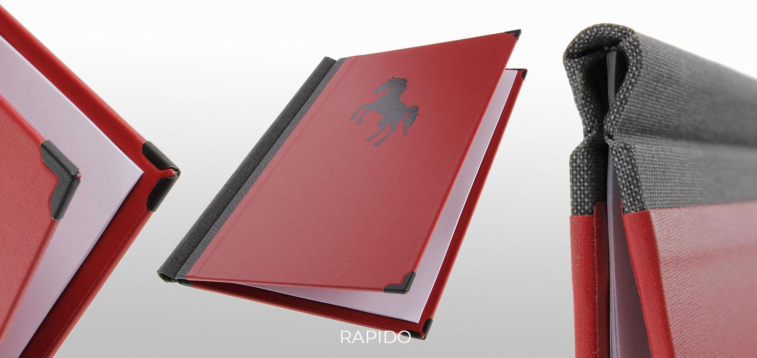 Porte-menu RAPIDO