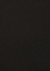 nubuck gros grain noir