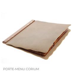 Porte-menu Corium 2 Binôme