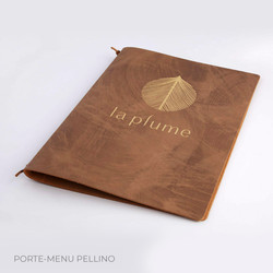 Porte-menu Pellino 3 Binôme
