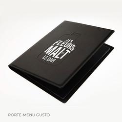 Porte-menu Gusto Binôme