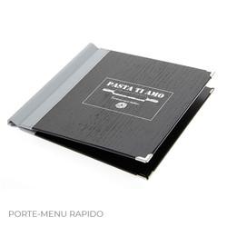 Porte-menu Rapido Binôme