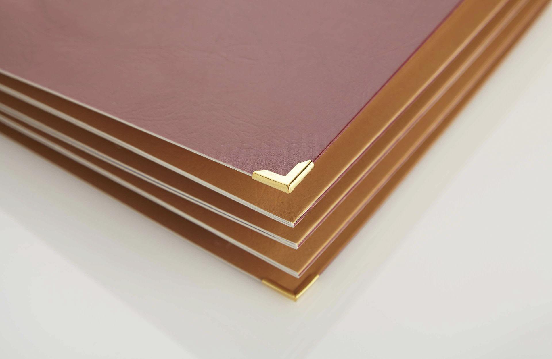 Porte-menu Stampa Binôme