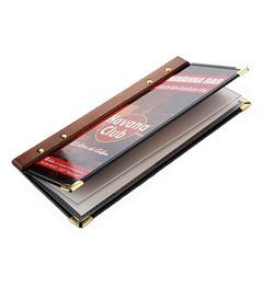 Carte de bar Stick imprimée