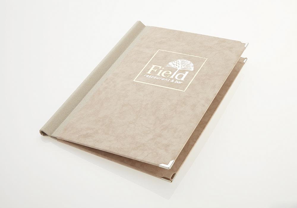 porte menu binome 7025