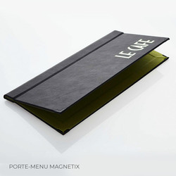 Porte-menu Magnetix  2 Binôme