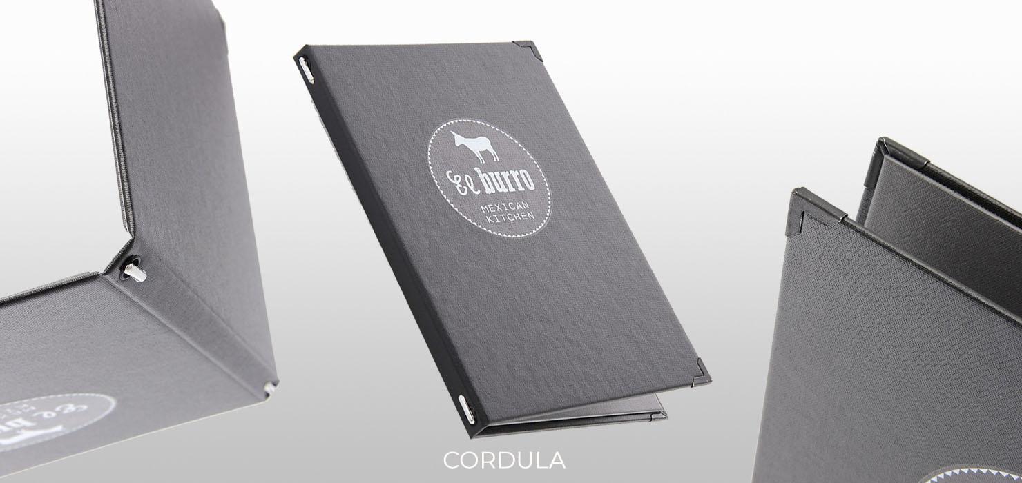 Porte-menu CORDULA