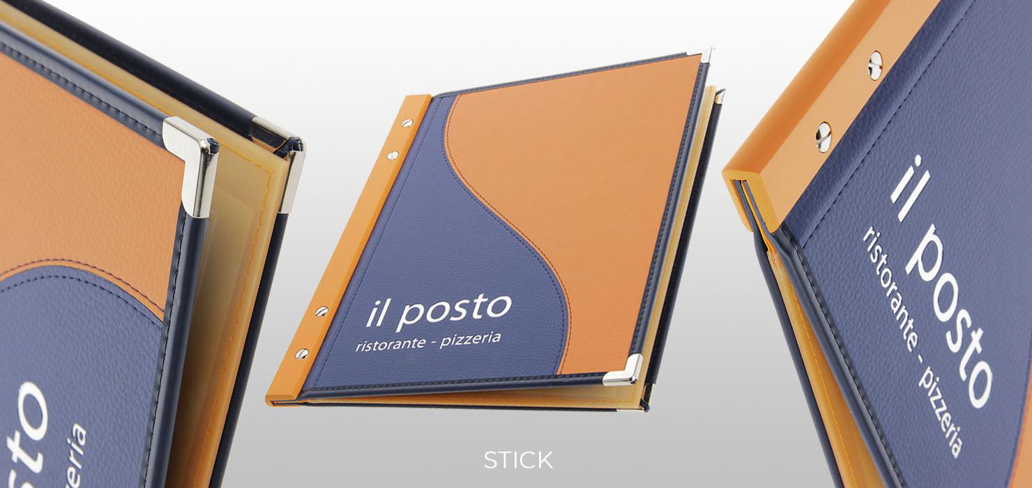 Porte-menu STICK