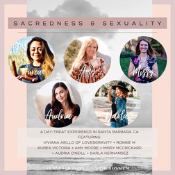 InBloom Society Women's Sacred Sexuality Day-Retreat