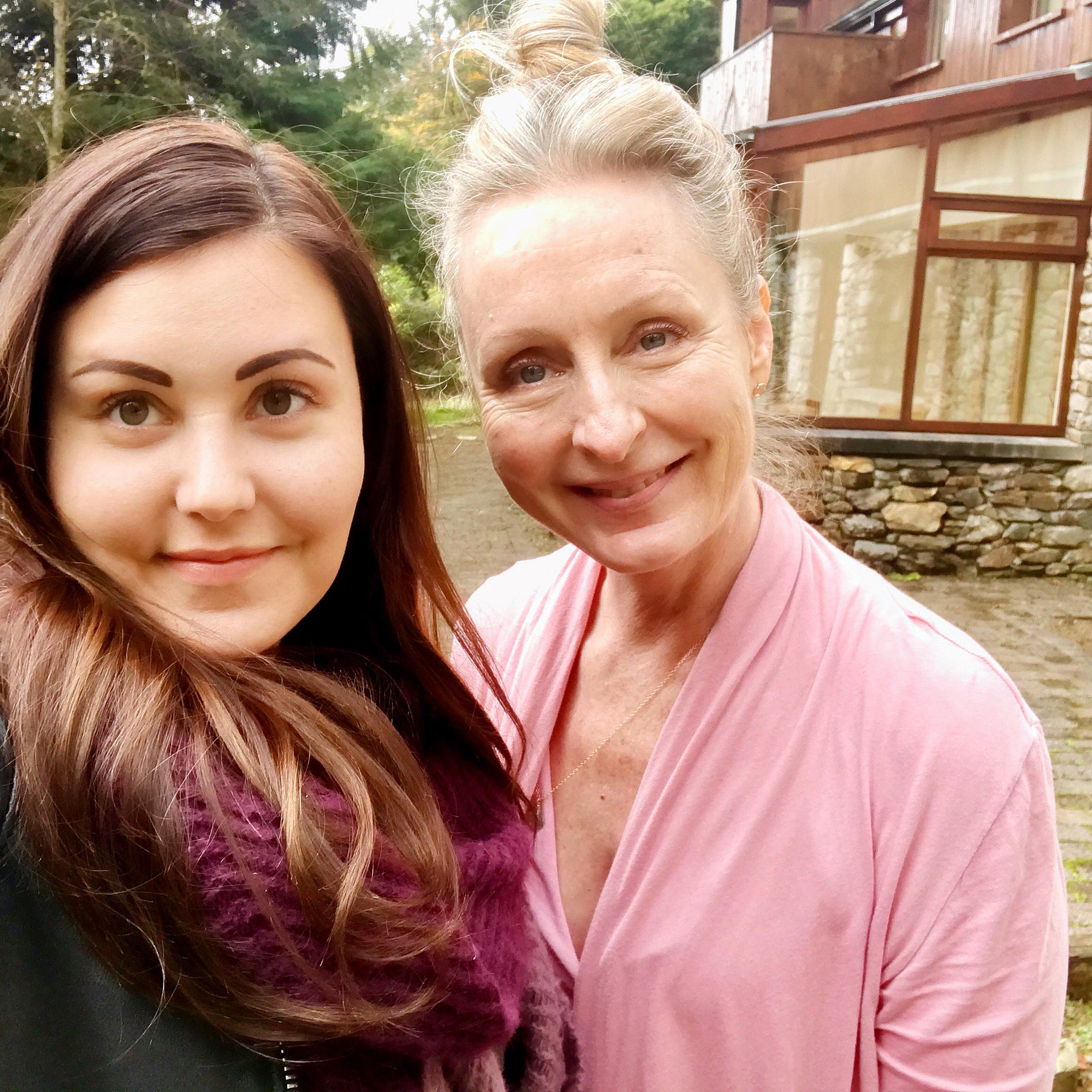 On Retreat in Ireland with Tantra Teacher Dawn Cartwright