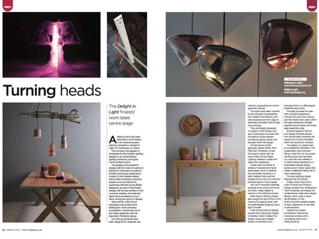 Total Lighting Magazine Feature