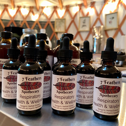 Respiratory Support Spagyric Tincture