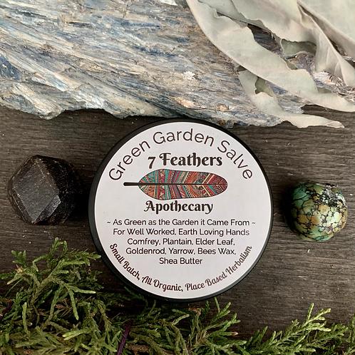 Green Garden Salve