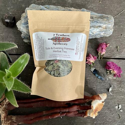 Tulsi & Evening Primrose Herbal Tea