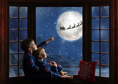 christmas mini shoot santa father christmas