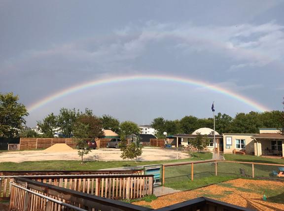 WLLC Rainbow
