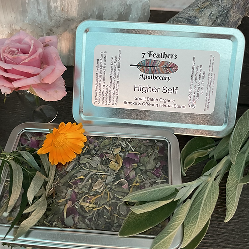 Higher Self - Smoke and Offering Blend