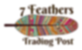 7 Feathers Trading Post Logo