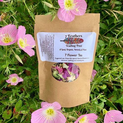7 Flowers Tea
