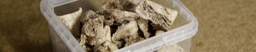Nature Dog Food Gevriesdroogde Hondensnacks Struisvogel