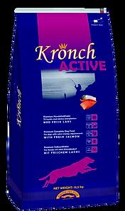 Kronch Active High Energy Hondenvoer met