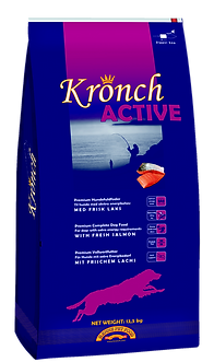 Kronch Active High Energy Hondenvoer met