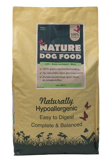 Nature-Dog-Food-zak-graanvrij-hondenvoer