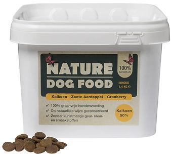 Nature-dog-food-emmer-graanvrij-hondenvo
