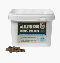 Nature Dog Food hondenvoer met eend