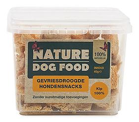 Nature Dog Food-snack-kip