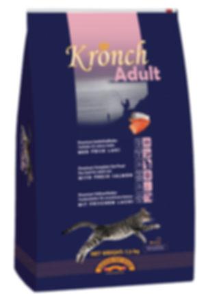 Kronch voer voor katten grootverpakking