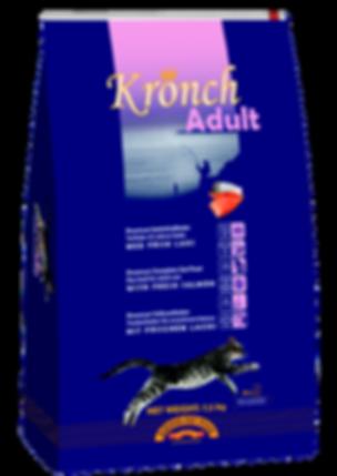Kronch Adult Kattenbrokjes 7,5 kg