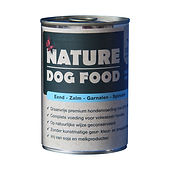 Nature Dog Food Natvoer Eend en Zalm