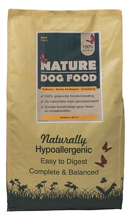 Nature-dog-food-zak-adult-graanvrij-hond