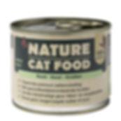 Nature Cat Food Rund, Eend & Kruiden