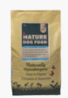 Graanvrij hondenvoer Nature dog food Een