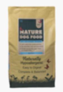 Natuurlijk hondenvoer met eend | Nature Dog Food