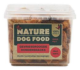 Nature Dog Food-snack-hert