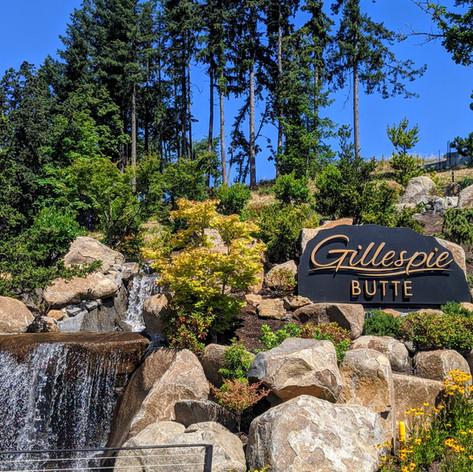 Gillepsie Butte