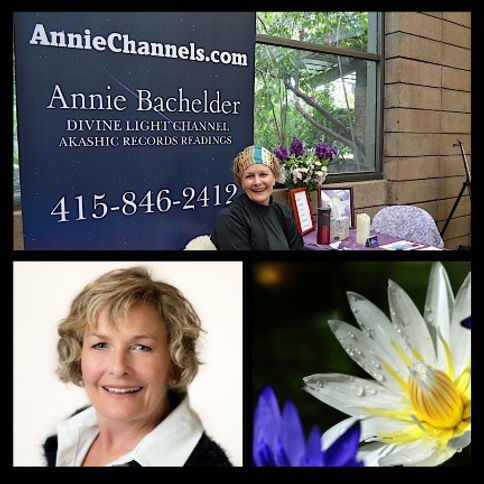 Annie Bachelder Akashic Record Readings Zoom or Phone Sessions