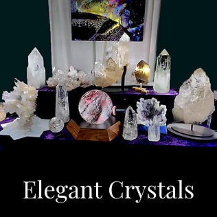 Elegant Crystals,Retail, Wholesale, Mail Order