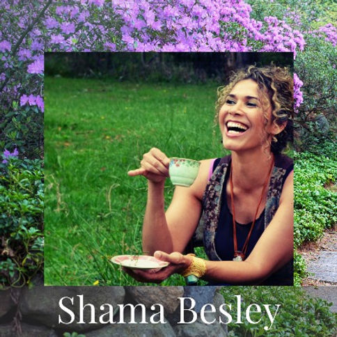 Shama Besley, Storm Wisdom Keeper, Author, Master Teacher Trainer, Business Medium, Brand Oracle, Creator of Writing from the Queen's Seat