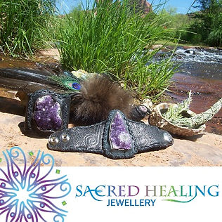 Handmade Native American Crystal and Deerskin Medicine Jewelry. Owner, Master Teacher, Author Shama Besley travels around the world showcasing and offering channeled readings to her clients of Phoenix Two Moons Handmade Shamanic Healing Tools so that you may connect and learn to initiate yourself into the mystery of your chosen path.