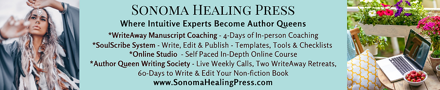 Sonoma Healing Press - Writing from the