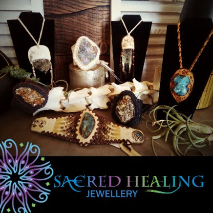 Sacred Healing Jewellery - Shama Besley