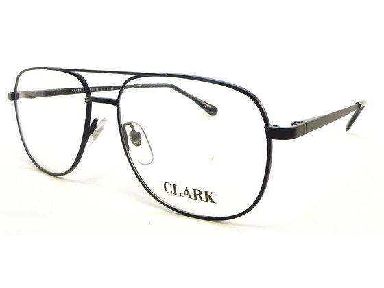Montatura vista  CLARK 154  004  55  16  con lenti protezione LUCE BLU