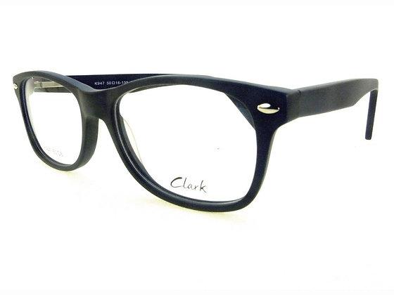 Montatura vista CLARK 947 006 50 16  completo di lenti da vista antiriflesso